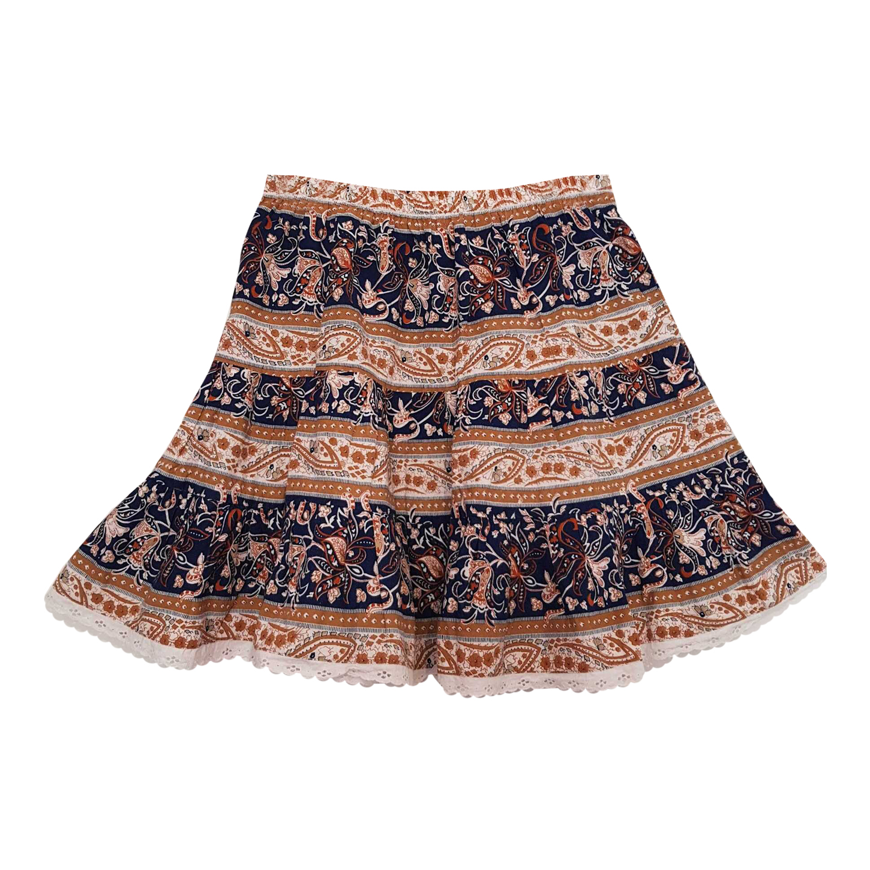 Mini jupe provençale