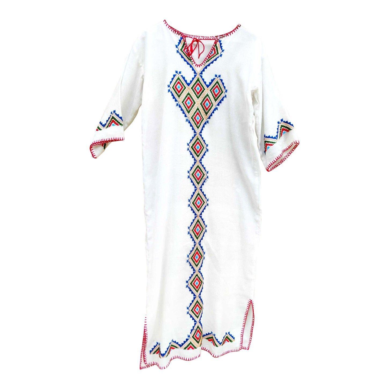 Robe tunique mexicaine