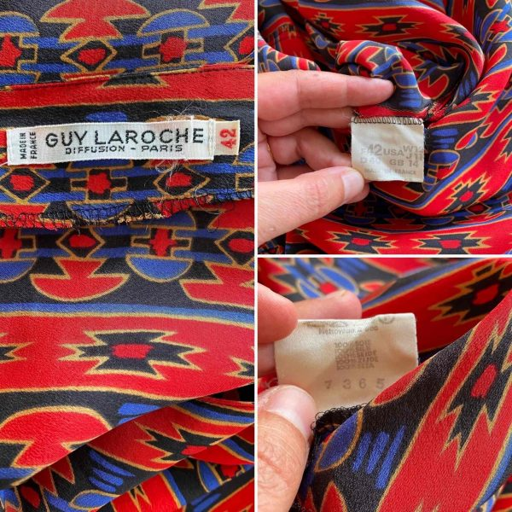 Mini robe Guy Laroche