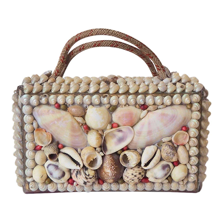 Mini sac coquillages