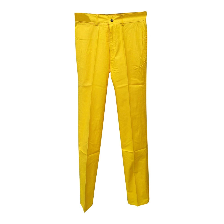 Pantalon droit 80's