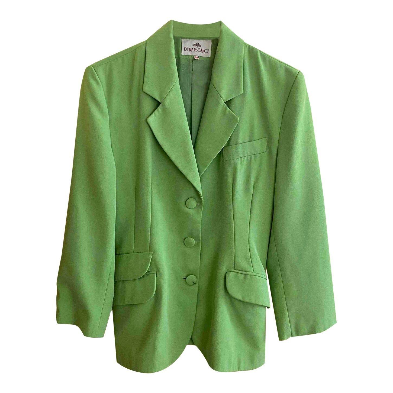 Blazer vert