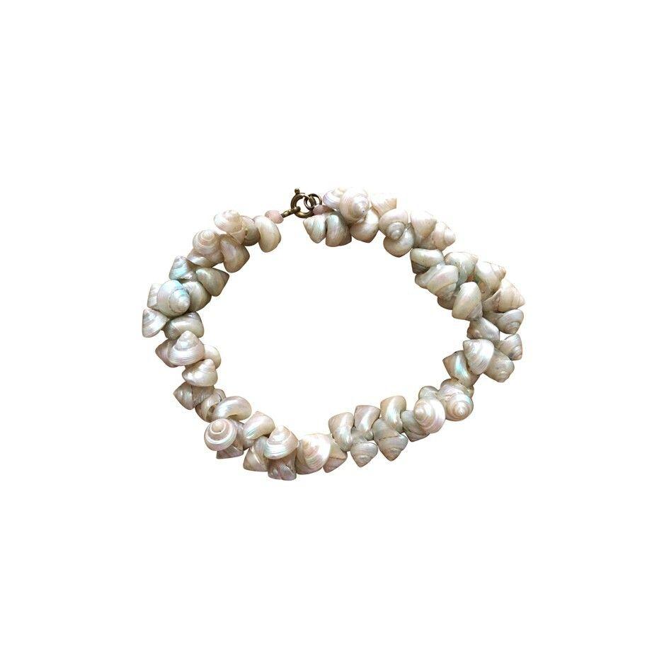 Bracelet coquillages