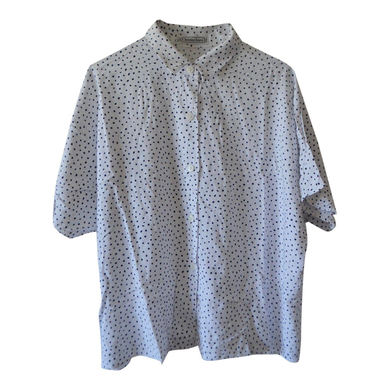 Chemise à pois