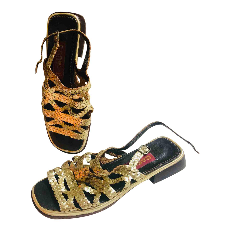 Sandales Carel