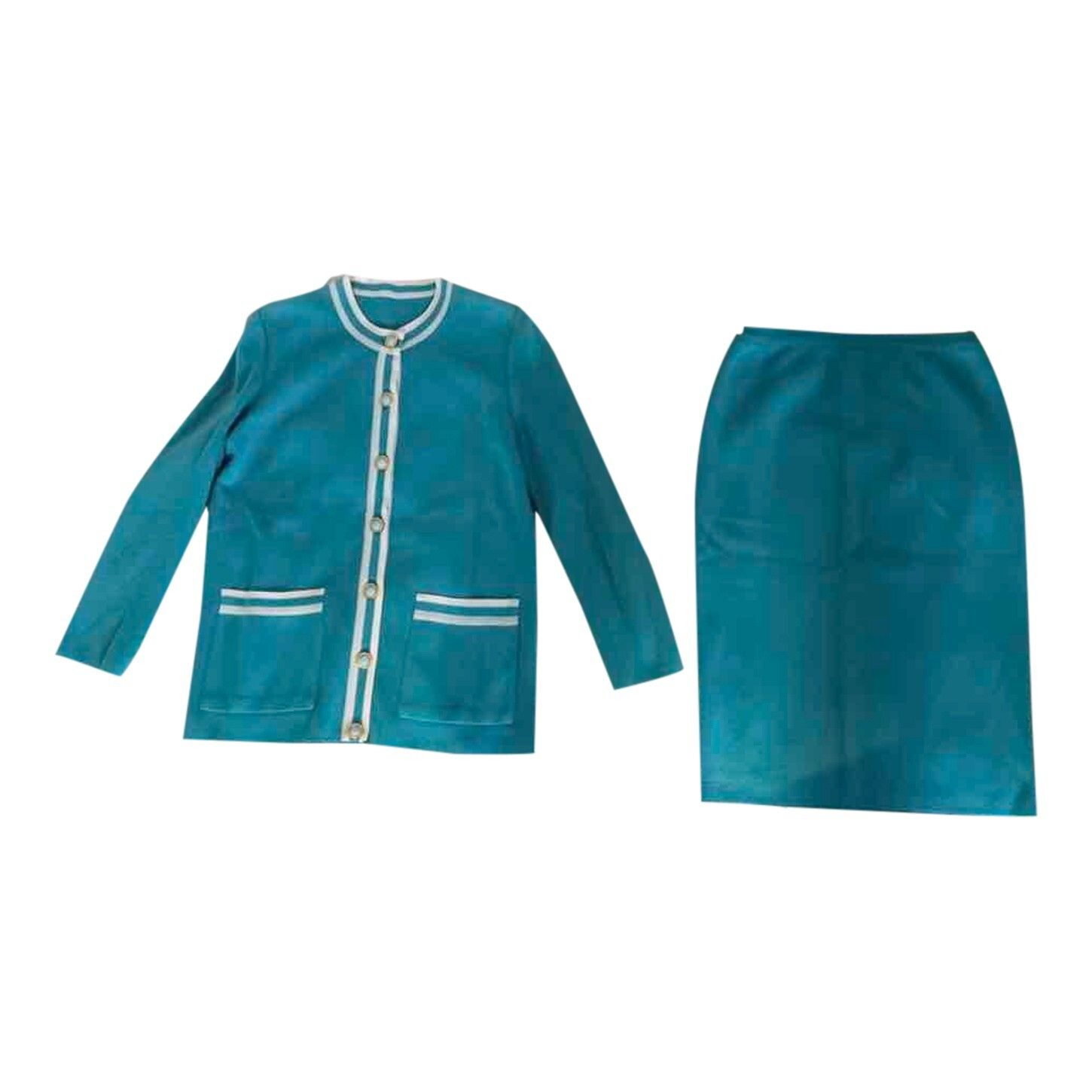 Tailleur jupe 70's