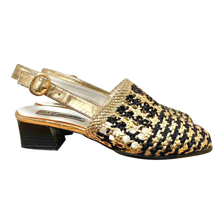 Sandales tressées