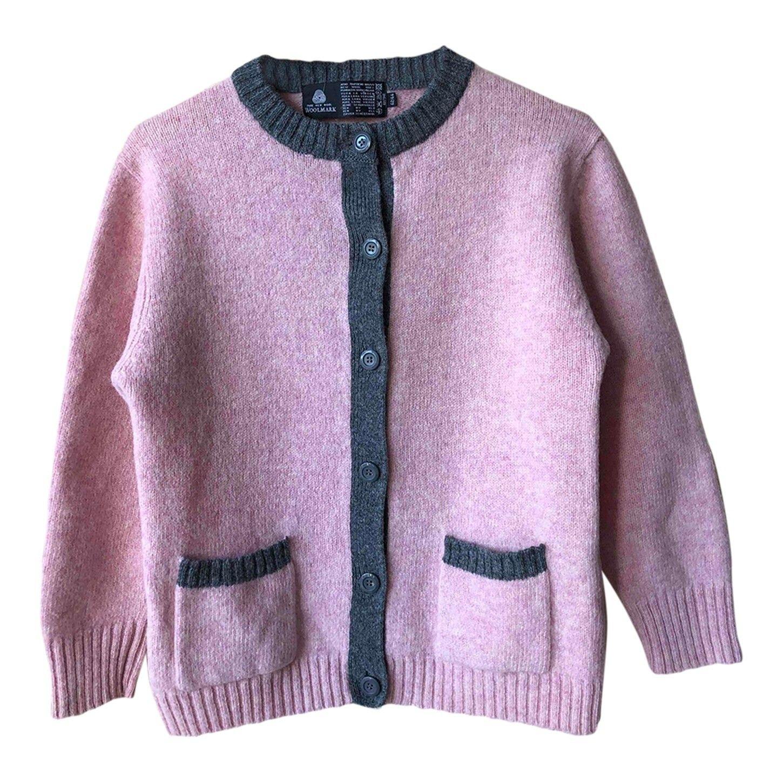 Cardigan en laine