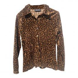 Chemise léopard