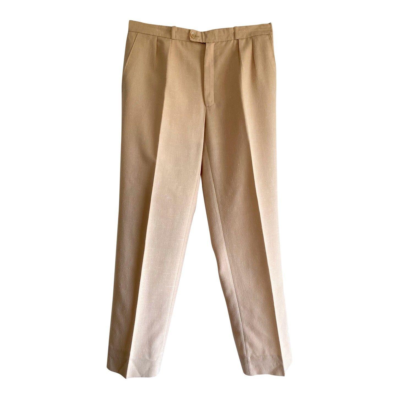 Pantalon en coton