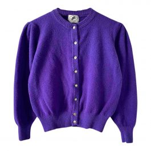 Cardigan en laine angora