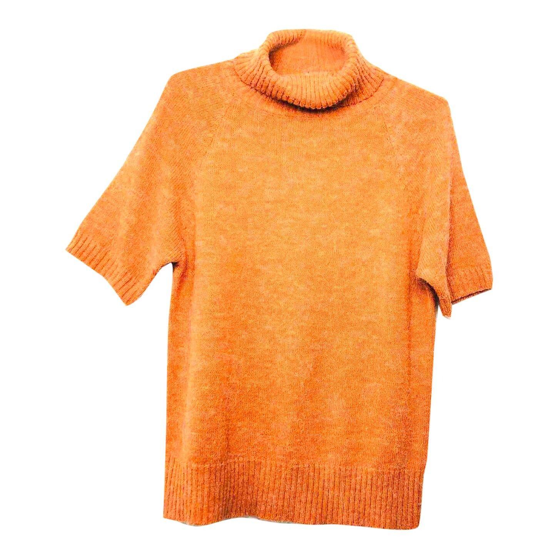 Col roulé en laine mérinos
