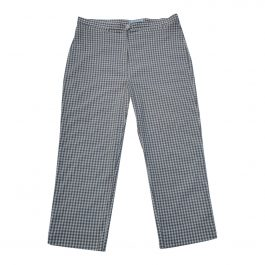 trousers gingham