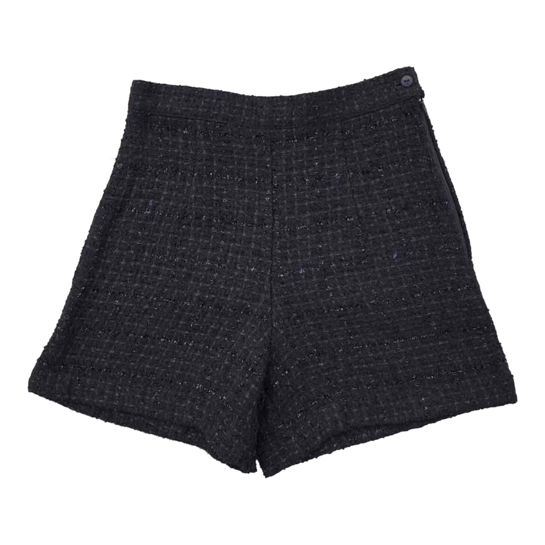 Short en tweed