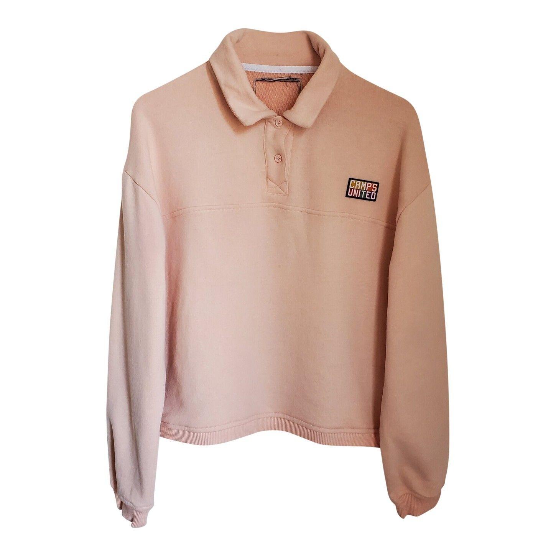 Sweat-shirt polo